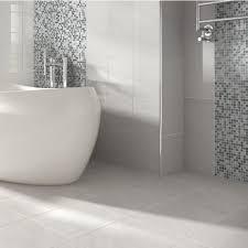 Light Grey Tiles Bathroom Captivating Replica Grey Wall Bathroom Floor Tiles Edinburghrootmap