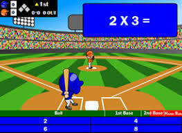 3 times table games online baseball mathematics free fun learning game what2learn