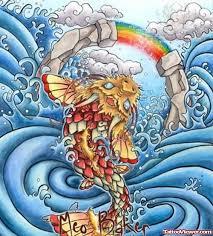 koi dragon tattoo design tattoo viewer com