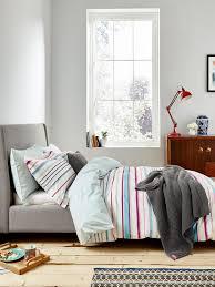 joules elizabeth stripe floral duvet cover house of fraser