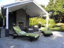 Outdoor Patio Extensions Extended Roof Houzz