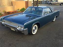 Lincoln Continental Matrix Daily Turismo 15k Sue Has Side Doors 1961 Lincoln Continental