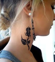 neck tattoos designs ideas and meaning tattoos for you