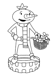bob the builder coloring page coloring home