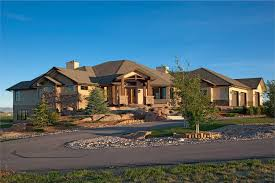 luxury ranch floor plans craftsman luxury ranch style house plans home