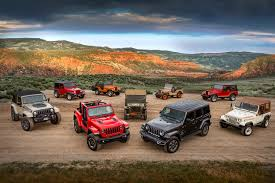 jeep wrangler lineup take a sneak peek at what the new jeep wrangler will offer the blade