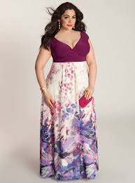 Flattering Plus Size Clothes Plus Size Maxi Dresses Which Will Give A Great Look Fashion And