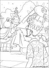 rio coloring pages coloring book