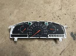 used toyota tacoma instrument clusters for sale
