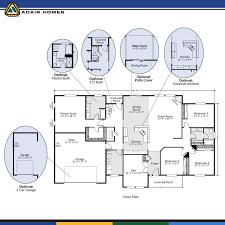 adair home plans adair homes the aspen 2686 home plan 179 384 in impressions