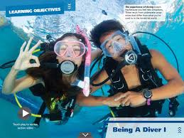 adobe dives into the padi open water diver touch