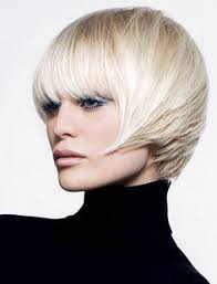 latest hairstyles for women with long nose best hairstyle for long nose alice cullen short blonde and