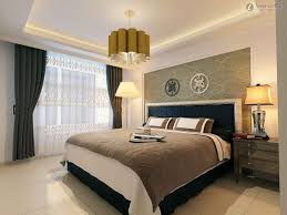 decorative bedroom ideas simple master bedroom with embelisshed blue bedhead and decorative