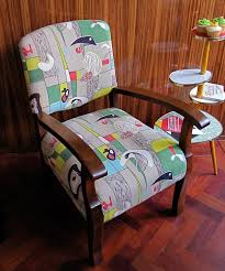Retro Upholstery Jo Price Upholstery Design Second Life Vintage Chair