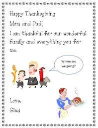 best 25 thanksgiving letter ideas on letter for