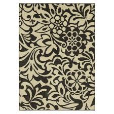 Mohawk Home Accent Rug Mohawk Home Simpatico Earth Gray Starch 7 Ft X 10 Ft Area Rug