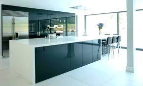 Ikea Black Kitchen Cabinets Black High Gloss Kitchen White High Gloss Kitchen Cabinets Black