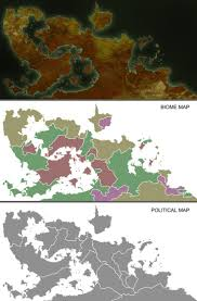 Biome Map 108 Best Deviantart Scifi World Maps Images On Pinterest