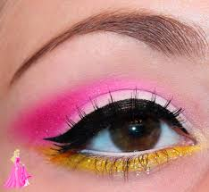 cool disney eye makeup looks character makeup ideas