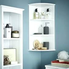 Bathroom Corner Shelving Unit Bathroom Shelves Argos Bathroom Corner Shelf Unit Glass Shelves
