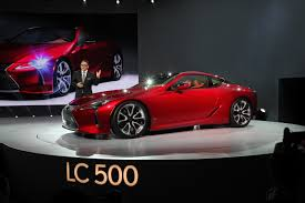 images of lexus lc 500 lexus lc 500 returns in live images