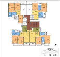 floor plans kohinoor city at mumbai kohinoor group noida