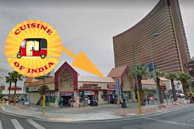 Google Maps Las Vegas Strip by Masala Cuisine Of India To Join Tacos El Gordo Eater Vegas