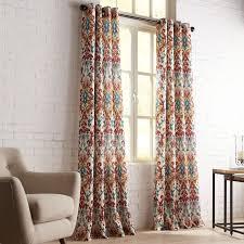 Livingroom Curtain Kimani Grommet Curtain Pier 1 Imports