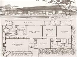 mid century ranch floor plans luxurious mid century modern homes floor plans modern house plan