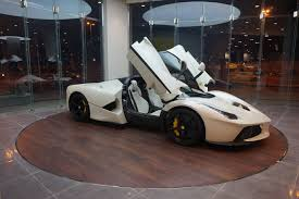 laferrari crash test laferrari in white for sale yeah if you u0027ve got money then please
