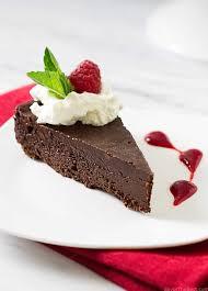 flourless chocolate cake savor the best
