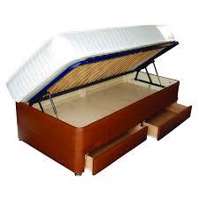 ottoman bed single viscount ottoman single divan set with side lift next day