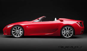 lexus coupe 2007 holy wow lexus lf c2 teasing rc350 convertible ahead of la show