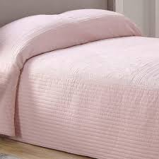 Cotton Quilted Bedspread French Tile Blush Twin Quilted Bedspread Bq7168bstw 4400 The