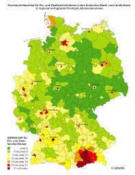 Immobilienpreise Immobilienumsatz In Deutschland über 230 Milliarden Euro