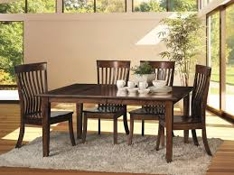 classic 5 piece dining room set morris home dining 5 piece sets