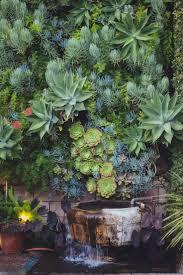pleasant hanging wall garden design outdoor planters living ideas