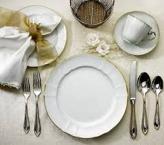wedding plate settings table setting pesquisa mesa posta place