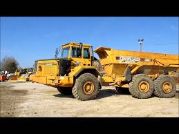 1996 Volvo A35c Articulating Haul Truck For Sale Sold At Auction
