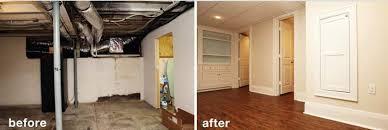 crawl space encapsulation u0026 basement finishing in main line