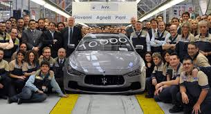 factory in italy fiat chrysler says maserati plant strike in italy is absolutely