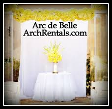 wedding chuppah rental 110 best arc de lucite acrylic wedding chuppah altars arch