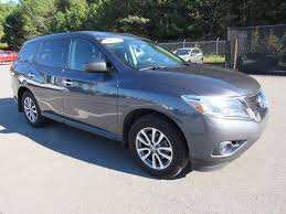 used nissan pathfinder 2013 used nissan pathfinder 2wd 4dr sv at landers serving little