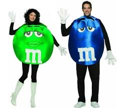 Mario Luigi Halloween Costumes Couples U0026m Candy Couples Costume Green Poncho U0026 Blue Poncho Group