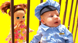 Baby Halloween Costumes Baby Police Baby Police Chase Baby Alive Doll