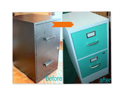 Diy Desk With File Cabinets by File Cabinet Re Do View From The Fridgeview From The Fridge