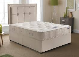 Divan Ottoman Beds by Silentnight Delamere Sprung Edge Divan Bed Firm Dreams