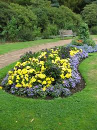 Flower Bed Border Ideas Flower Bed Edging Ideas Picture How Image Of Beauty Loversiq