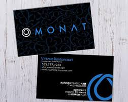 back of business cards monat business cards silver purple design with white back