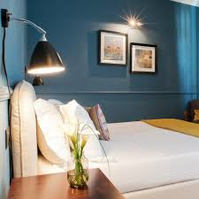 the fifteen keys hotel deluxe blue rooms in rome